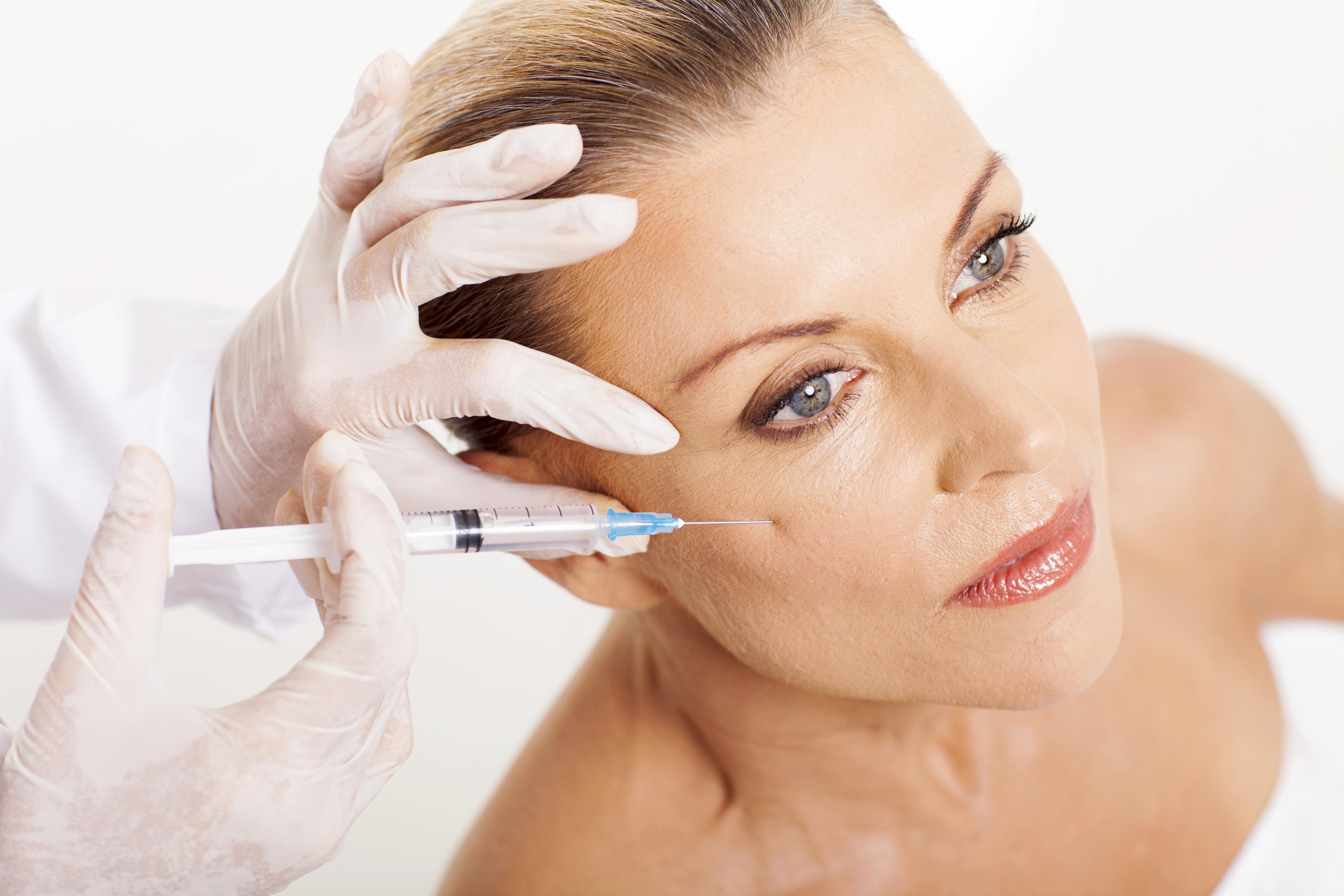 Zabieg Botox we Wrocławiu – niechirurgiczne usuwanie zmarszczek