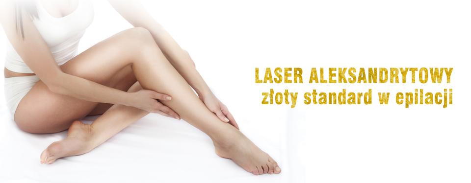 Epilacja laserowa- laser aleksandrytowy