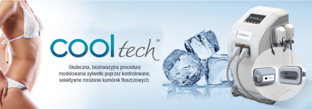 Kriolipoliza Cooltech - zabieg modelowania sylwetki