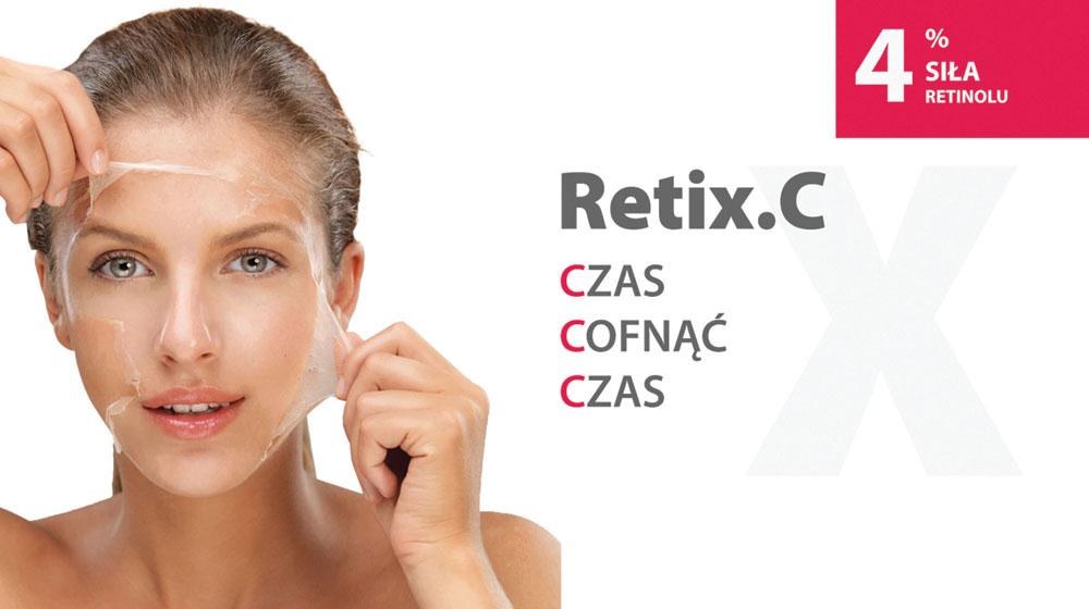 Retix C – głęboka odnowa skóry