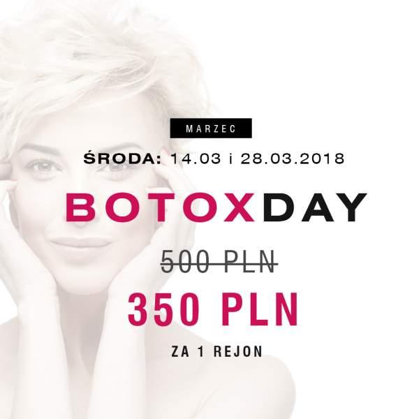 Botox day- marzec