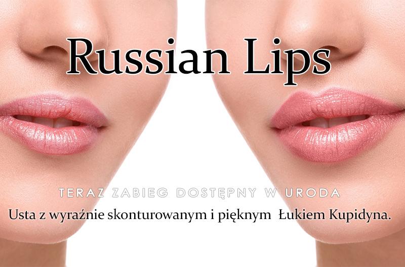 Russian Lips – Modelowanie Ust